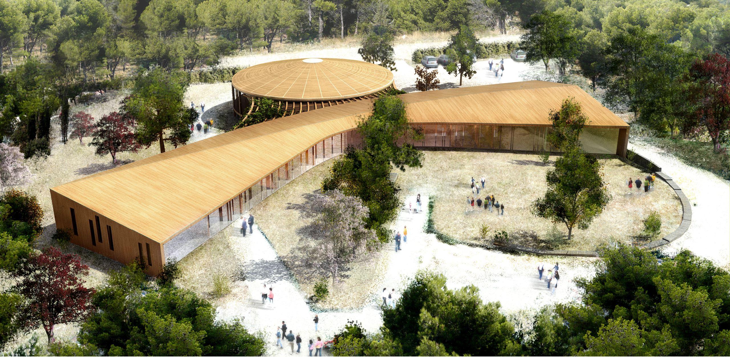 Adrien champsaur architecture architecte marseille - Architecte pertuis ...