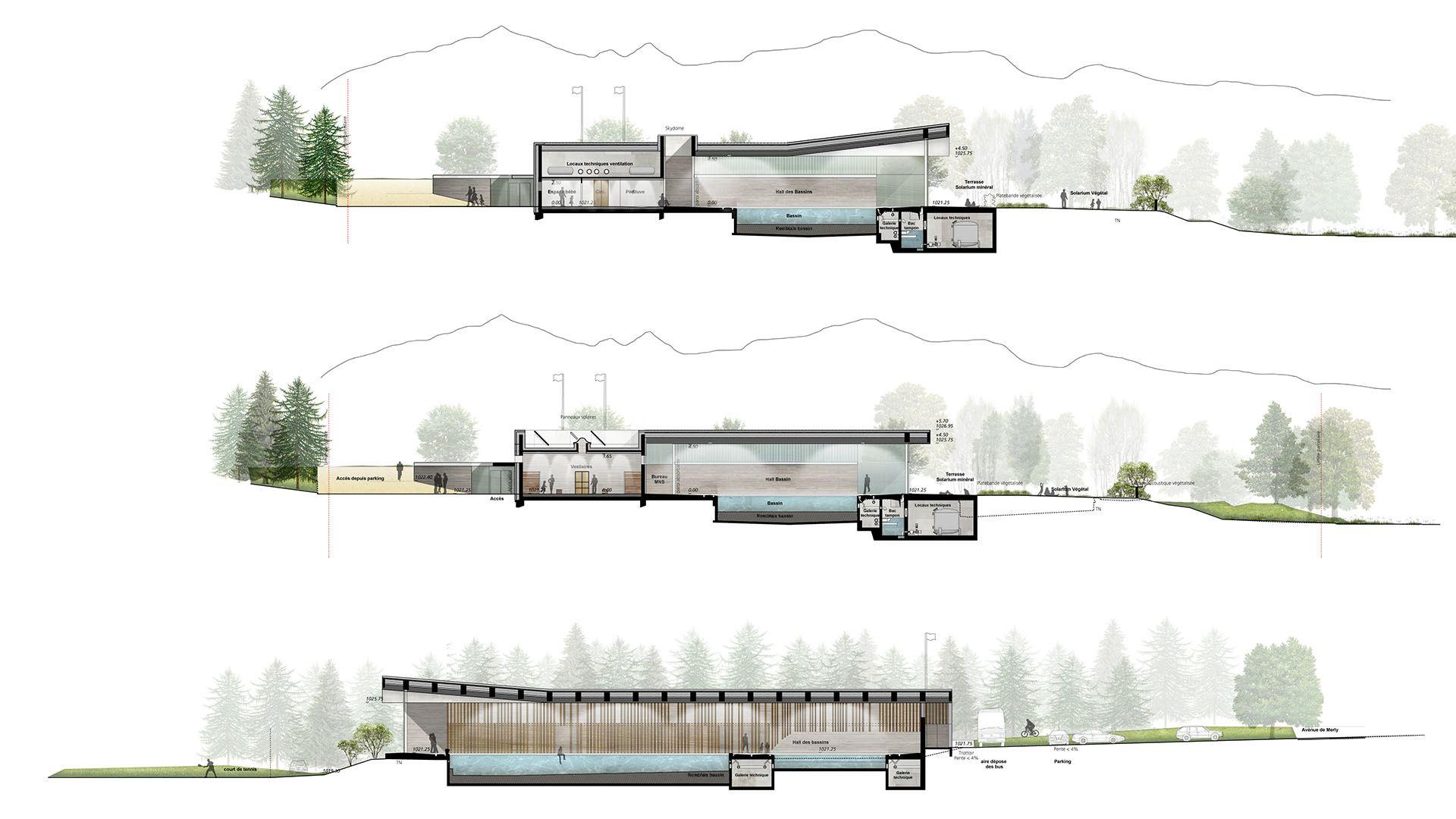 Centre Aquatique - Saint-Bonnet en Champsaur [05]